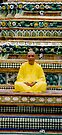 wat pho, bangkok, thailand by gary roberts