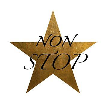 Non-Stop by ouatisworld