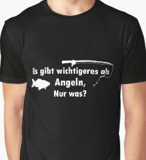 Big fish | Angler fishing license fisherman gift Graphic T-Shirt