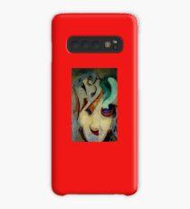 Lisa Mona Case/Skin for Samsung Galaxy
