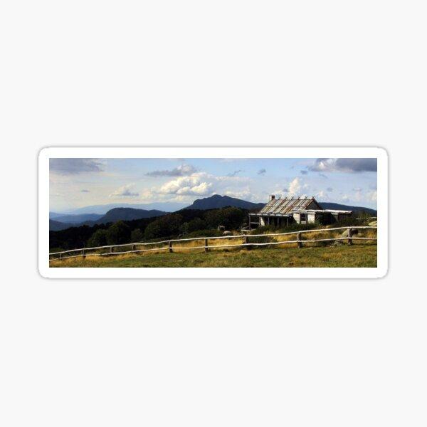 Craigs Hut Sticker