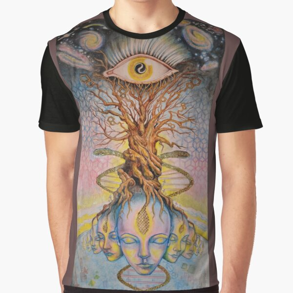 Pineal Gland Graphic T-Shirt