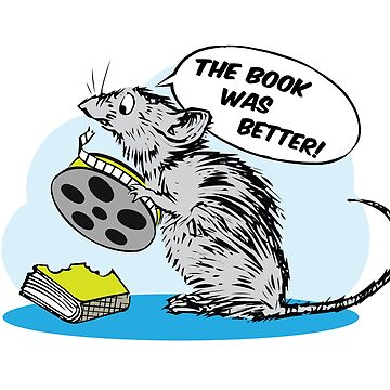 The Book Was Better by radvas