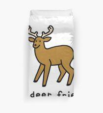 A Deer Friend Duvet Cover