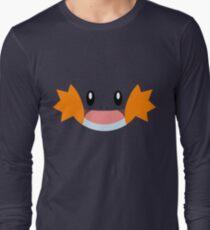 Pokemon - Mudkip / Mizugorou Long Sleeve T-Shirt