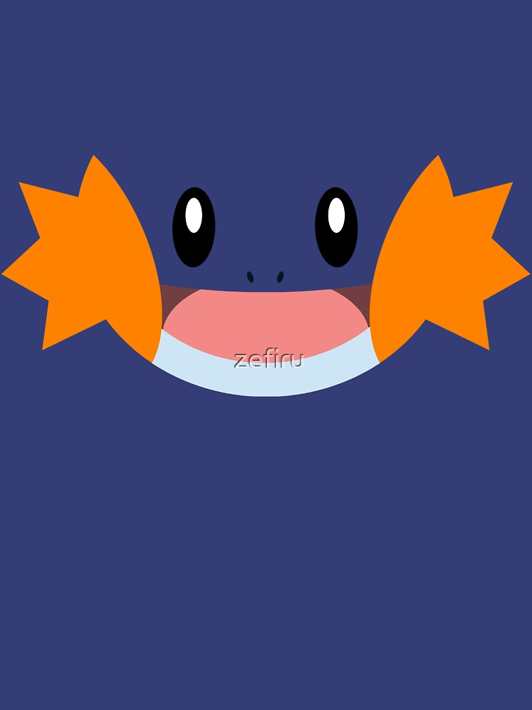 Pokemon - Mudkip / Mizugorou | Unisex T-Shirt