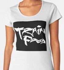 Train Food Women's Premium T-Shirt
