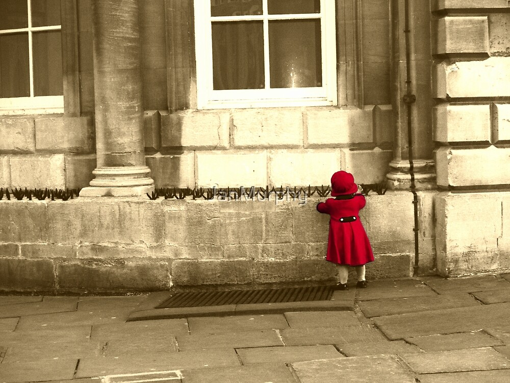 Little Red Riding Hood by JanMurphy