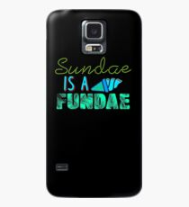 Sundae is a Fundae 2 Case/Skin for Samsung Galaxy