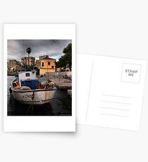 Un vecchio peschereccio Postcards