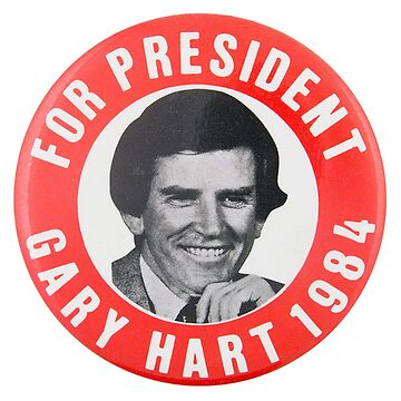 GARY HART FOR PRESIDENT OF THE USA by Motion45