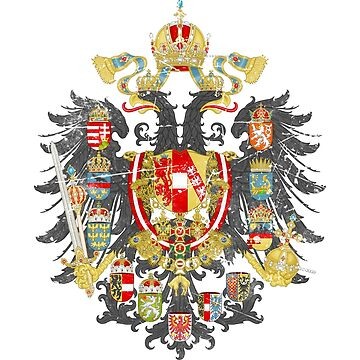 Austrian Empire Flag by quark