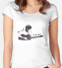 Natalia Lacunza - OT2018 Women's Fitted Scoop T-Shirt