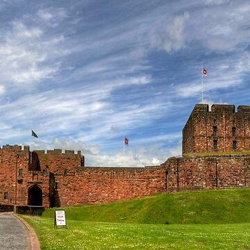 Carlisle Castle by tomg