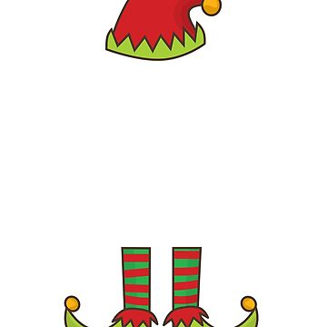 I Don't Know Margo Elf Family Matching Christmas T Shirt Costume by -WaD-