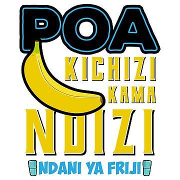 I am Super Cool in Swahili  by Swahili101