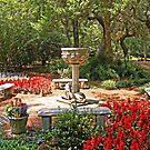 Elizabethan Gardens by Monnie Ryan