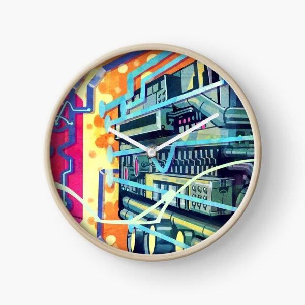 kirby madness 02 Clock
