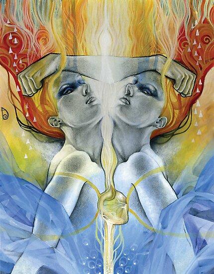 The Mirror by Patricia Ariel