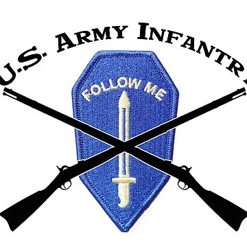 U.S. Infantry - Follow Me by Buckwhite