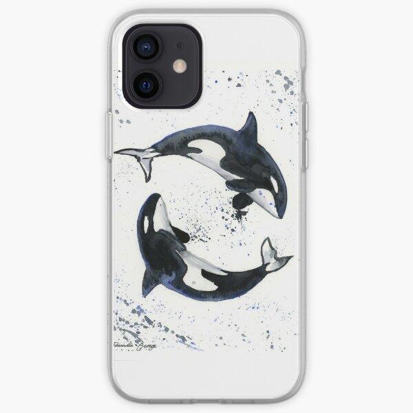 Orcas iPhone Soft Case