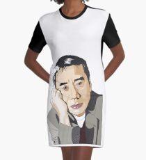 HARUKI MURAKAMI T-Shirt Kleid