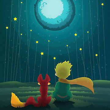 The Little Prince by darthnebers