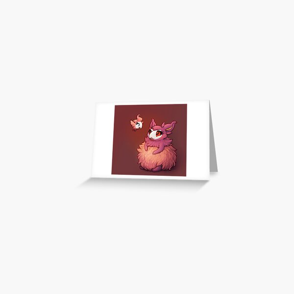 Aromatisse & Little Spritzee Greeting Card