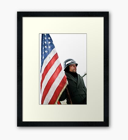 The Pride 02 Framed Print