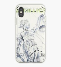 And Justice For All iPhone Case