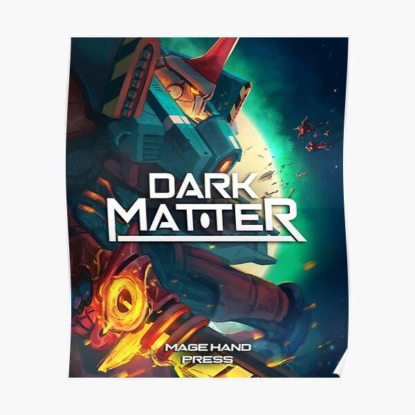 Dark Matter Kickstarter Cover Poster