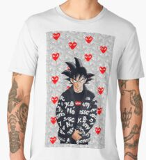 goyard,love,red,cartune,cute Men's Premium T-Shirt