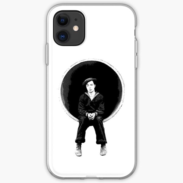 The Navigator - Buster Keaton iPhone Soft Case