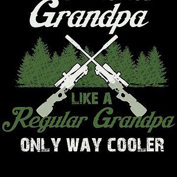 Hunting Grandpa by Poxiel