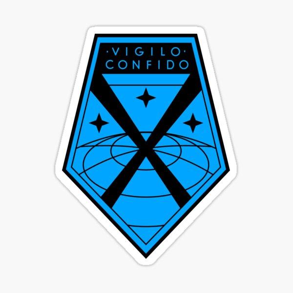 XCOM Sticker
