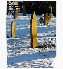 Gravestones 2 Poster