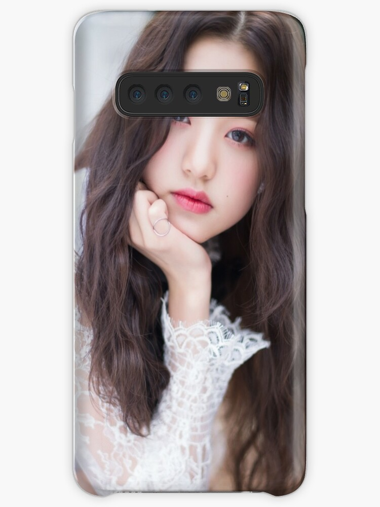 'IZ*ONE Dispatch x Naver | Jang Wonyoung/Chang Yuanying (장원영)' Case/Skin  for Samsung Galaxy by WANNA-ONE AND IZ*ONE SHOP