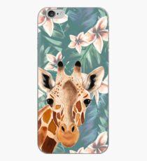Giraffe Frangipani Iphone Fall iPhone-Hülle & Cover