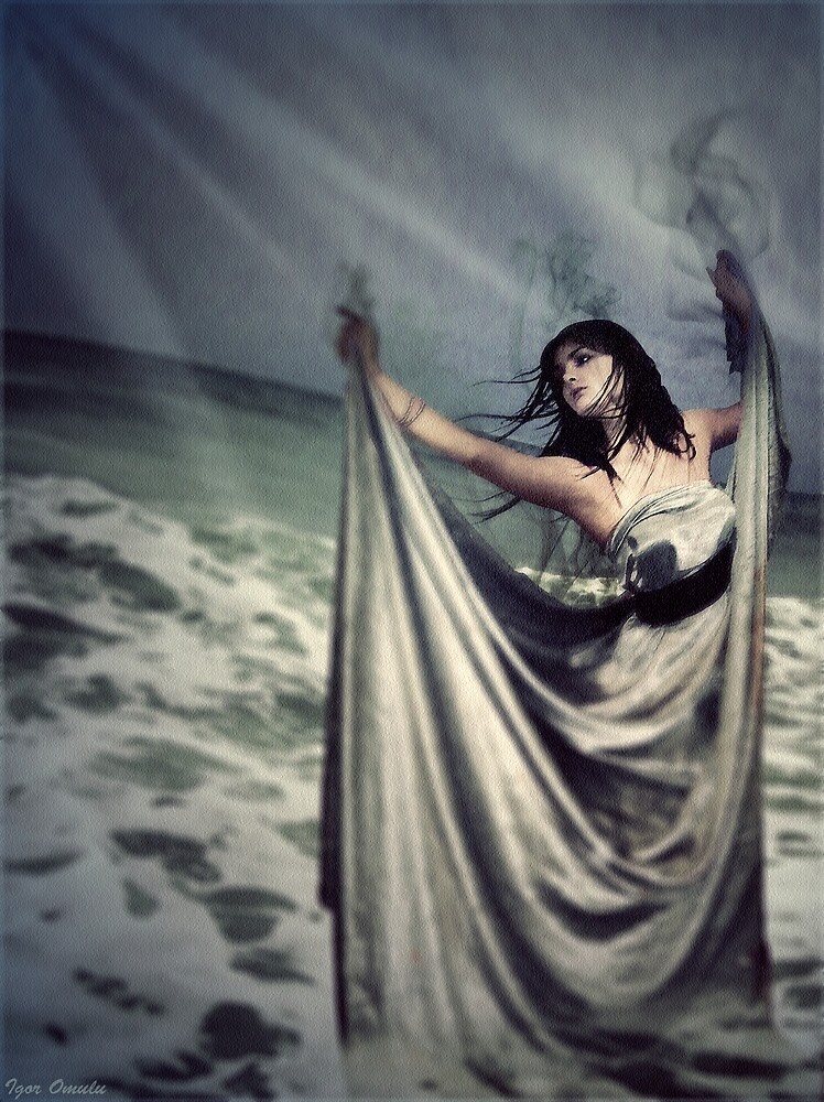 Queen of ocean's by Igor Giamoniano