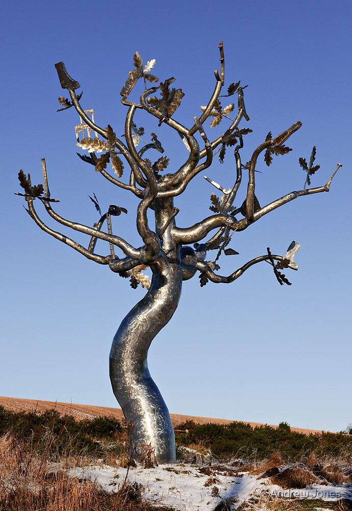 Quot Tree Sculpture Clonroche County Wexford Ireland Quot By