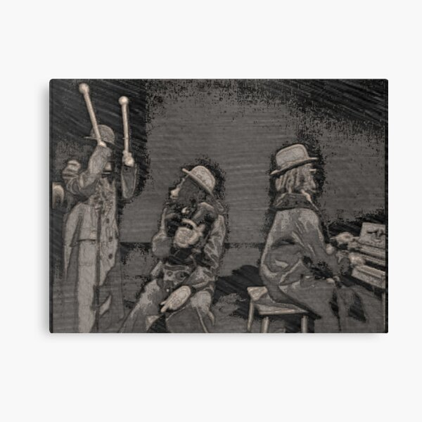 The Nairobi Trio Canvas Print