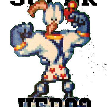 Super hero Jim by Jebus13