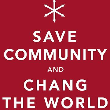 Save Community & Chang the World by DesignSyndicate