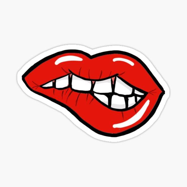 Kissy Kissy Pegatina