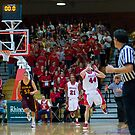Buzzer Beater - Marist College, NY by rjhphoto