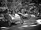 Final Heat—Portland Adult Soapbox Derby by Pete Janes