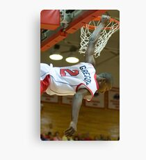 Dunked - Marist College, NY Canvas Print