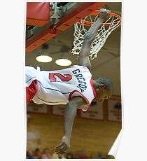 Dunked - Marist College, NY Poster