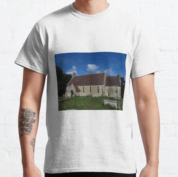 Holy Cross Church, Binstead, Isle of Wight Classic T-Shirt