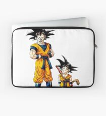 Goku Growing up Laptop Sleeve
